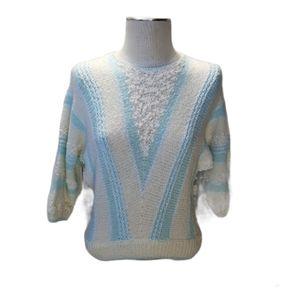 Vintage Carriage Court Sweater Size Medium